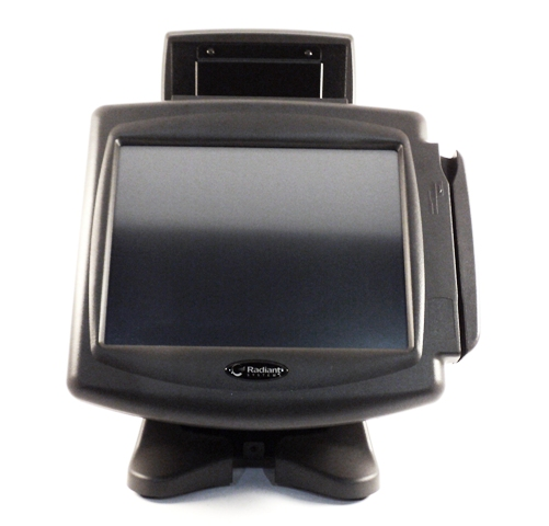 Radiant System P1220 Pos Touchscreen Touchsystem Terminal