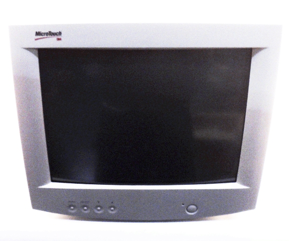 3m 41 9117 112 Microtouch 15 Quot Crt Touchscreen 15in New