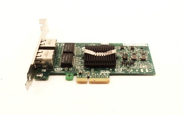 Intel PRO/1000 PT Dual Port Server Adapter-EXPI9402PT